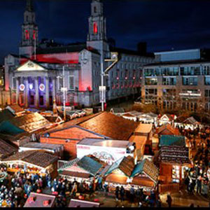Top Christmas Events in Leeds
